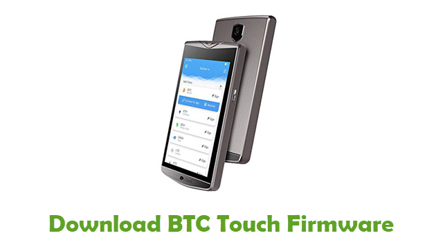 BTC Touch Stock ROM