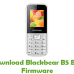 Blackbear B5 Bolt Firmware