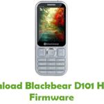 Blackbear D101 Handy Firmware