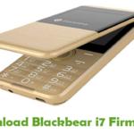 Blackbear i7 Firmware