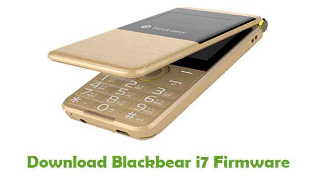 Download Blackbear i7 Stock ROM