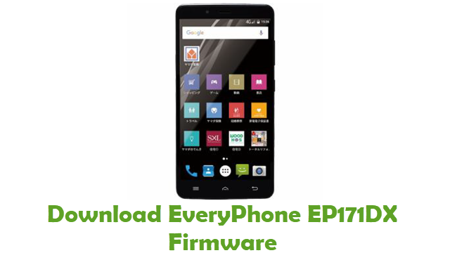 EveryPhone EP171DX Stock ROM