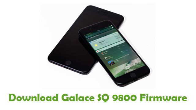 Galace SQ 9800 Stock ROM