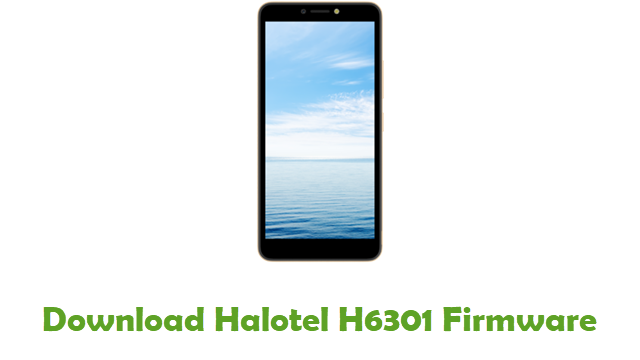 Download Halotel H6301 Stock ROM