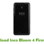 Inco Bloom 4 Firmware