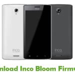 Inco Bloom Firmware
