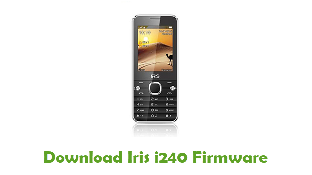 Download Iris i240 Stock ROM