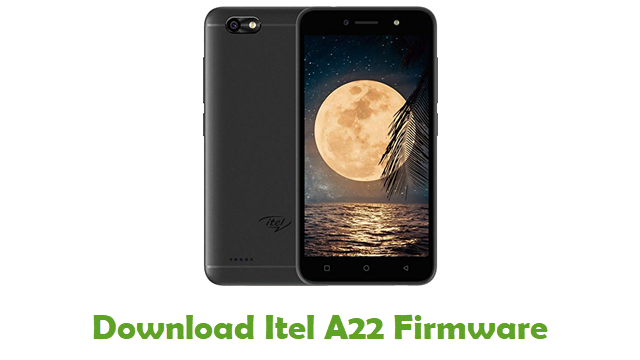Download Itel A22 Stock ROM