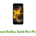 Kalley Gold Pro Firmware