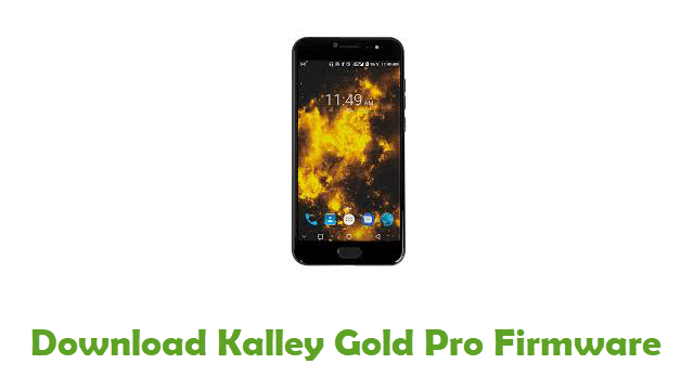 Kalley Gold Pro Stock ROM