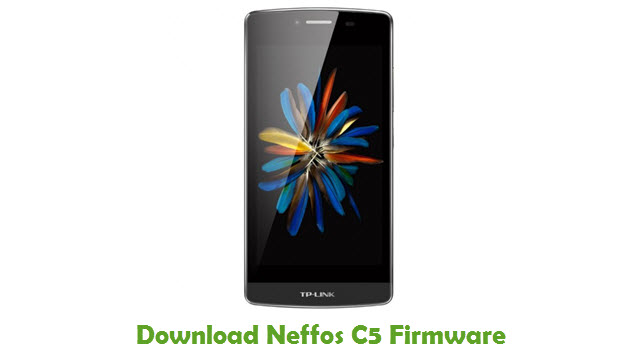 Neffos C5 Stock ROM