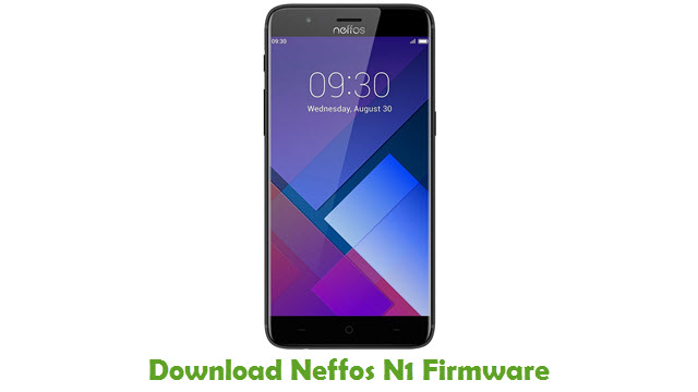 Download Neffos N1 Stock ROM