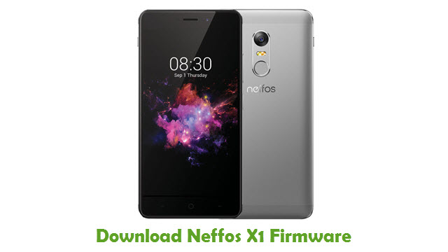 Download Neffos X1 Stock ROM