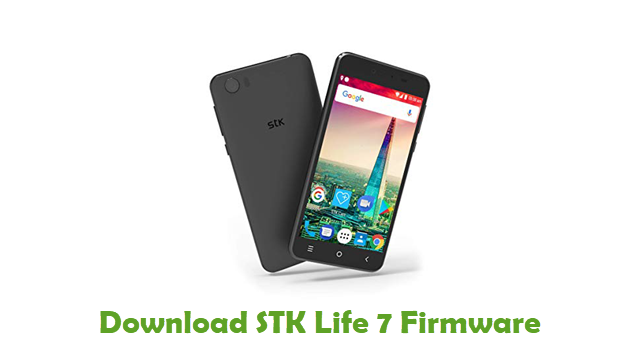 Download STK Life 7 Stock ROM