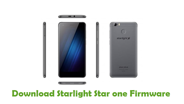 Starlight Star One Stock ROM
