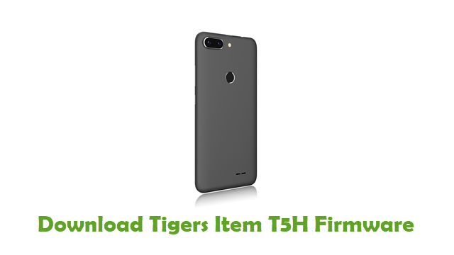 Tigers Item T5H Stock ROM