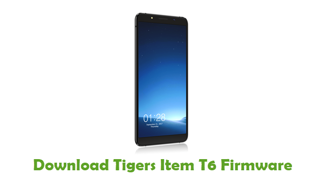 Tigers Item T6 Stock ROM