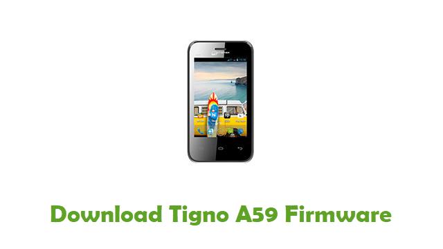 Tigno A59 Stock ROM