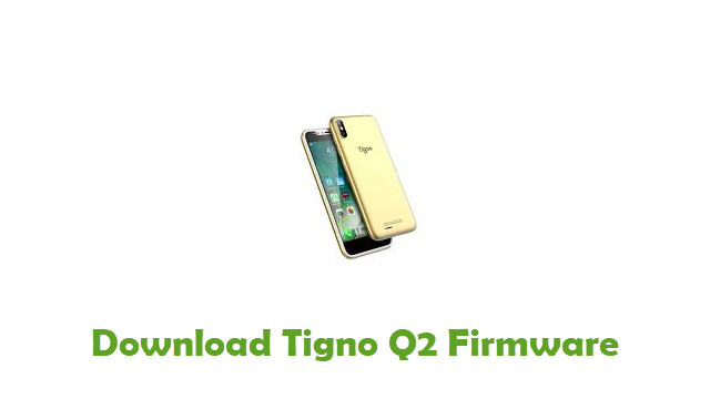 Download Tigno Q2 Stock ROM