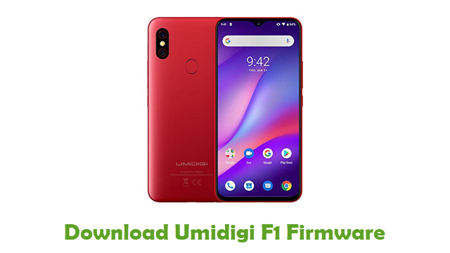 Download Umidigi F1 Stock ROM