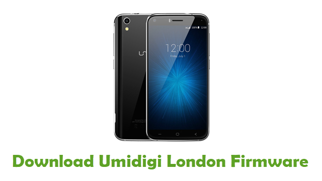 Umidigi London Stock ROM
