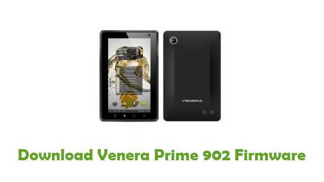 Download Venera Prime 902 Stock ROM
