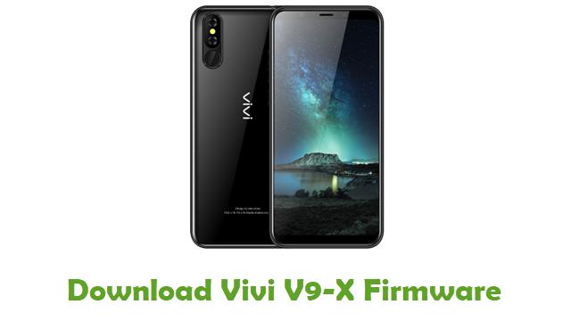 Vivi V9-X Stock ROM