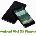 Vivi X3 Firmware