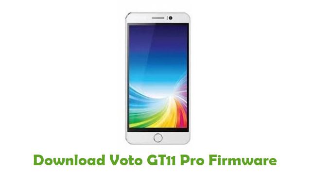 Download Voto GT11 Pro Stock ROM