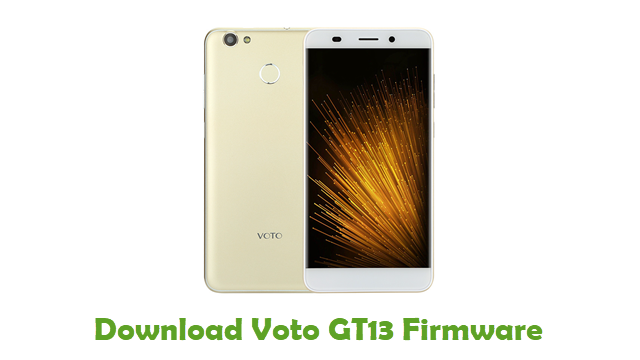 Download Voto GT13 Stock ROM