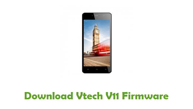 Vtech V11 Stock ROM