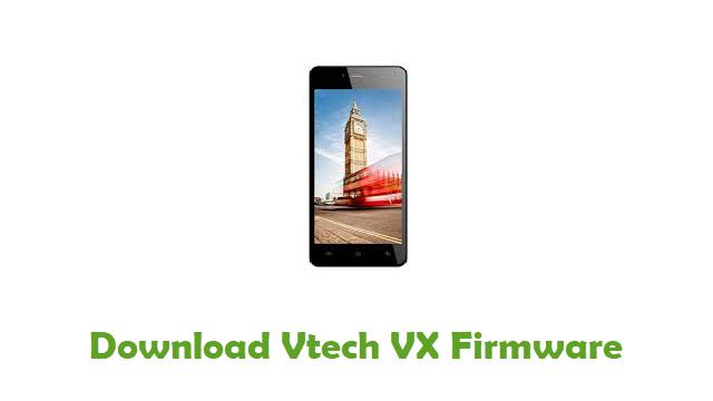 Vtech VX Stock ROM