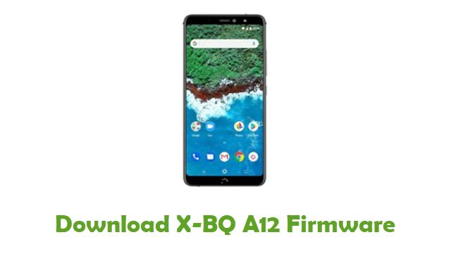 Download X-BQ A12 Stock ROM