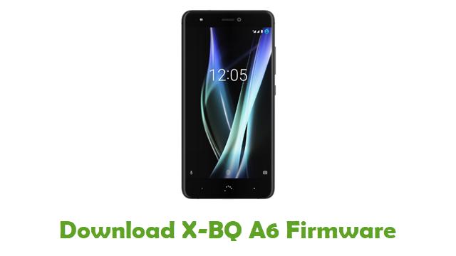 Download X-BQ A6 Stock ROM