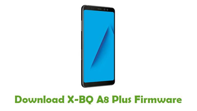 X-BQ A8 Plus Stock ROM