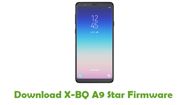 Download X-BQ A9 Star Stock ROM