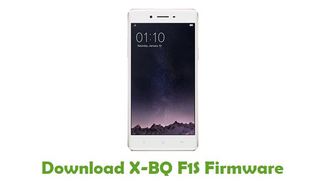 Download X-BQ F1S Stock ROM