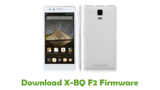 Download X-BQ F2 Firmware