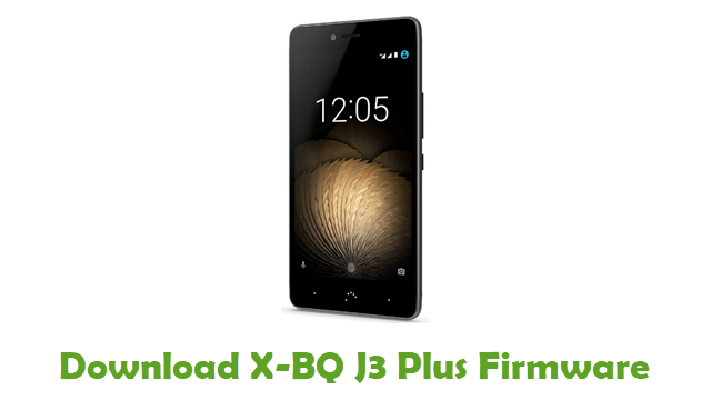 Download X-BQ J3 Plus Stock ROM