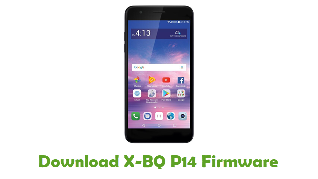 Download X-BQ P14 Stock ROM