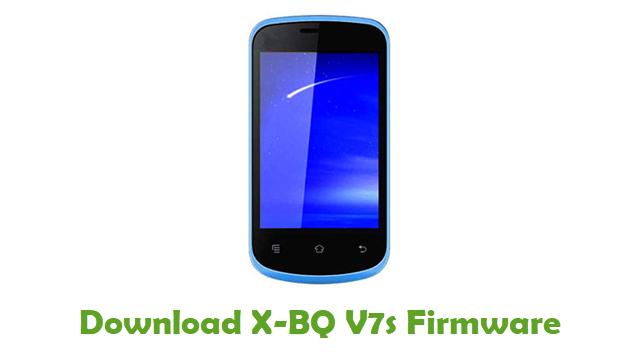 Download X-BQ V7s Stock ROM
