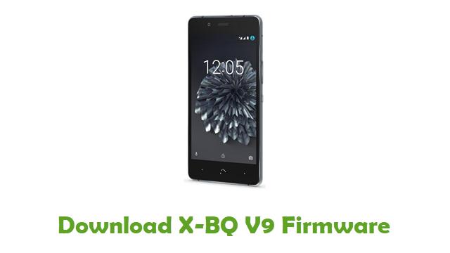 Download X-BQ V9 Stock ROM