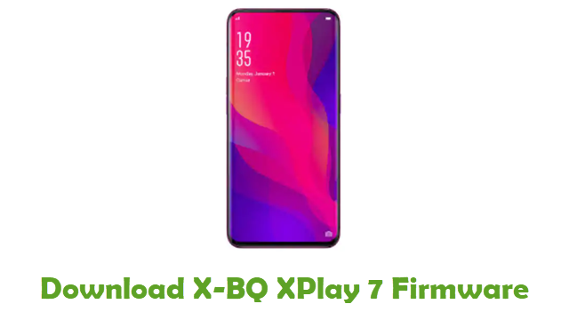 X-BQ XPlay 7 Stock ROM