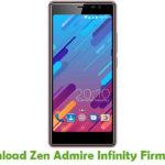 Zen Admire Infinity Firmware