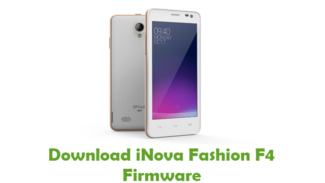 Download iNova Fashion F4 Stock ROM