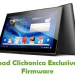 Clickonica Exclusive iTabX Firmware