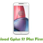 Gplus S7 Plus Firmware
