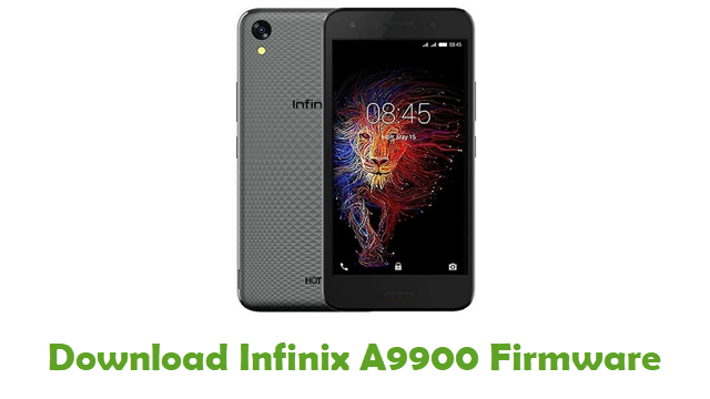 Download Infinix A9900 Stock ROM