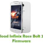 Infinix Race Bolt 2 X454 Firmware