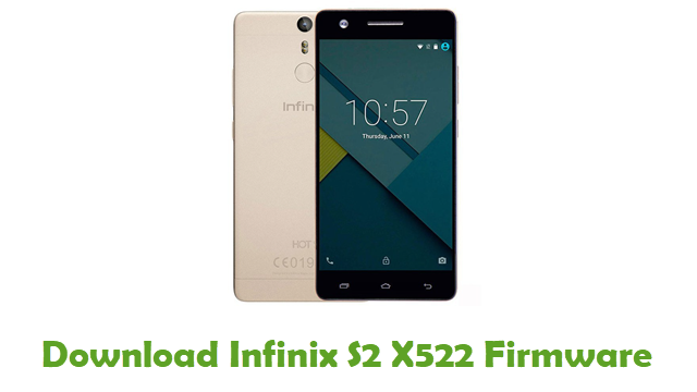 Download Infinix S2 X522 Stock ROM